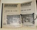 Monographie du Musée de Cluny. 1er Partie - Meubles & Bois Sculptés. Planches 1 à 149. 2e Partie - Pierre sculptés, bois sculpté, fer forgé. Planches ...