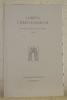 Excerpta isagogarum et categoriarum. Corpus Christianorum, Continuatio Mediaevalis, CXX.. ONOFRIO, Ivlis d'.