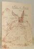 Notes & Croquis d'un Cours Alpin de la 1ère Division du 11 Août au 6 Septembre 1941 par un patrouilleur dans le rang..