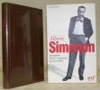 Album Georges Simenon. Iconographie choisie et commentée par Pierre Hebey. Bibliothèque de la Pléiade.. SIMENON, Georges.