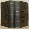 Mélanges littéraires, politiques et philosophiques. Tomes I et II. Troisième édition.. BONALD, Vicomte de.