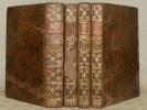 Oeuvres de Nicolas Boileau Despreaux avec des eclaircissmens historiques donnés par lui-meme. Nouvelle edition augmentée de la vie de l'auteur par Mr. ...