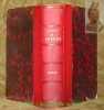 Guide du botaniste dans le Canton de Vaud comprenant en outre le bassin de Genève et le cours inférieur du Rhone en Valais. Deuxième édition.. RAPIN, ...