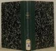 """Guide du botaniste en Valais. Publié sous les auspices de la section """"Monte-Rosa"""" du C.A.S.. RION, Chanoine. - RITZ, R. - WOLF, F.-O."""