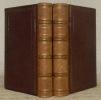 Histoire de l'Amérique. Traduction de J.-B. Suard et Morellet. Nouvelle édition avec des notes de MM. de Humboldt, Bulloch, Warden, Clavigero, ...