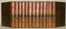 Histoire des Ducs de Bourgogne de la Maison de Valois, 1364 - 1477. Quatrième édition. En 13 volumes. (Complet).. BARANTE, M. de.