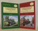 Castleman's Corkscrew including the Railways of Bournemouth & Associated Lines. Volume one: The Nineteenth Century. Volume Two: The Twentieth Century ...