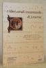 I libri corali trecenteschi di Locarno. Guida pratica alla loro lettura nel contesto storico, liturgico e musicale..