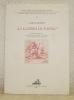 La guerra di Napoli. Edizione critica con introduzione, traduzione e commento a cura di Debora D'Allessandro. Nova Itinera Humanitatis Letinae. ...