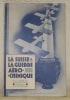 La Suisse et la guerre aero-chimique. Traduit de l'allemand par le Dr. Francis-F. Achermann. Edition française revue et augmentée, illustrée de 11 ...