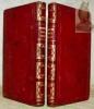 Le Robinson Suisse ou Histoire d'une famille suisse naufragée. Vingt-deuxième édition illustrée de 12 gravures sur bois, d'après K. Girardet. (Deux ...