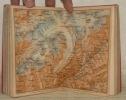 La Suisse et les parties limitrophes de l'Italie, de la Savoie et de l'Italie. Manuel du voyageur. Vingt-troisième édition revue et mise à jour. Avec ...