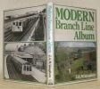 Modern Branch Line Album.. VAUGHAN, J. A. M.