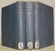 Hermann von Helmholtz. Erster Band. Mit drei Bildnissen. Zeiter Band. Mit zei Bildnissen. Dritter Band. Mit vier Bildnissen und einem Brieffacsimile.. ...