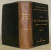 Guide de thérapeutique générale et spéciale. Troisième édition augmentée d'un Formulaire magistral par M. G. Patein.. AUVARD (directeur de la ...