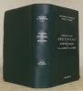Thérapeutique obstétricale et gynécologique. Avec 319 figures dans le texte. Collection Bibliothèque et Thérapeutique, publiée sous la direction de A. ...