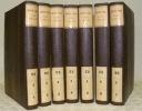 Revue Ciba. Nos.° 1 à 84. Années 1939 - 1952. (En 7 volumes reliés)..
