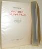 Oeuvres complètes. Volume III. Histoire de la peinture en Italie. Texte établi par Georges Eudes. Frontispice de Lucien Guezennec.. STENDHAL.