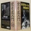 Karate-Do Nyumon. L'essence du karaté. Traduction Josette Nickels-Grolier.. FUNAKOSHI, Gichin.