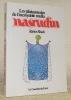 Les plaisanteries de l'incroyable Mulla Nasrudin. Dessins de Richard Williams. 2e Edition.. SHAH, Idries.