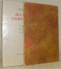Oeuvres complètes. Volume II. Vie de Rossini, notes d'un dilettante. Texte établi par Georges Eudes. Frontispice de Lucien Guezennec.. STENDHAL.
