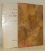 Oeuvres complètes. Volume XV. De l'amour. Texte établi par Georges Eudes. Frontispice de Jean Traynier.. STENDHAL.