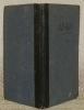 Almanac ou calendrier nouveau pour l'année bissextile 1840..