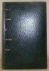 Vie et opinions de Tristam Shandy, Gentilhomme. Traduit de l'anglais par Charles Mauron, préfacé par Jean-Louis Curtis. Collection: Les portiques, n.° ...