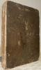 Manuscrit d'un instituteur de la famille Fairon (Province de Liège), il s'agit pour une grande partie d'un livre de compte de son école, il commence ...
