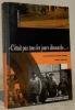 C'était pas tous les jours dimanche. Catalogue publié à l'occasion de l'exposition organisée par le Département Europe du Musée du Musée ...
