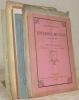 Société Suisse de Secours Mutuels et Caisse de Bienfaisance Montevideo Uruguay. Rapport Annuel 1883-1895.Sociedad Suiza de Socorros Mutuos en ...