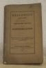 """Règlement provisoire pour le service des troupes de la Confédération. Edition préalable """"pour l'instruction de l'école militaire extraordinaire tenue ..."""
