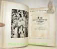 Une nuit dans la forêt. Premier fragment d'une autobiographie. Eaux-fortes de Ch. Clément.. CENDRARS, Blaise.
