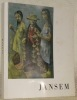Jansem. Collection: Peintres et sculpteurs d'hier et d'aujourd'hui.. ZAHAR, Marcel.