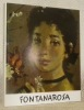 Fontanarosa. Un choix difficile et élevé par Michel Ratier. Fontanarosa par Raymond Trillat. Documentations biographique réunie par Jacques Ratier. ...