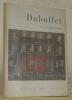 Dubuffet. Douze reproductions. Photographies de Luc Joubert.. RAGON, Michel.