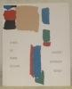 Livres de Pierre Lecuire. Musée Jenisch, Vevey. 6 Octobre - 16 Décembre 1990..