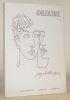Adolescence. Psychothérapies. Revue semestrielle de psychanalyse, psychopathologie et sciences humaines. Printemps 1983 - tome 1 - numéro 1. Avec le ...