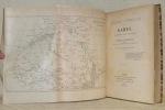Soudan Français. Kahel, carnet de voyage. Avec 50 gravures dessinées par Fiorillo Fournier et 5 cartes.. SANDERVAL, Olivier de.