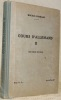 Cours d'allemand II. Deuxième édition.. ROCHAT-LOHMANN.