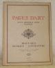 Pages d'Art. Revue mensuelle suisse illustrée. Beaux-Arts - Musique - Littérature. Numéro 2 - juin 1915 - 1re année. Sommaire du Numéro de Juin: ...