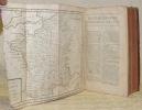 Dictionnaire géographique-portatif, ou description des Républiques, Royaumes, villes, évêchés, duchés, comtés, marquisats, villes impériales, ports, ...