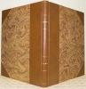 Gibiers. 48 Planches d'études au crayon de B. Riab.. WITT, Jean de.