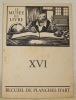 Le musée du livre. Recueil de Planches d'Art XVI..