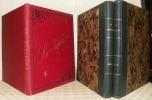 Le Papillon. Années 1914, 1915, 1916, 1917, 1918 et 1919, reliées en 3 volumes. Nos 645 à 781, janvier 1914 à mars 1919, 26e année à 31e année. Manque ...