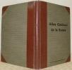 Atlas cantonal, politique et économique de la Suisse. Textes de H.-A. Jaccard. Publications du Dictionnaire Géographique de la Suisse.. BOREL, ...