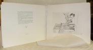 Promenades romaines. Lettre à Louis de Fontanes. Douze eaux-fortes originales de Marie-Claire Bodinier.. CHATEAUBRIAND.