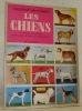 L'encyclopédie par le timbre: Les Chiens n.° 64. 60 Timbres en couleurs et 48 pages de texte et d'illustrations. Collection: Un Livre d'Or.. HERMAN.