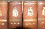 Annales de philosophie chrétienne. Recueil périodique destinée à faire connaître tout ce que les sciences humaines renferment de preuves et de ...