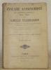 Annuaire astronomique et météorologique pour 1901. Exposant l'ensemble de tous les phénomènes célestes observables pendant l'année avec revue ...